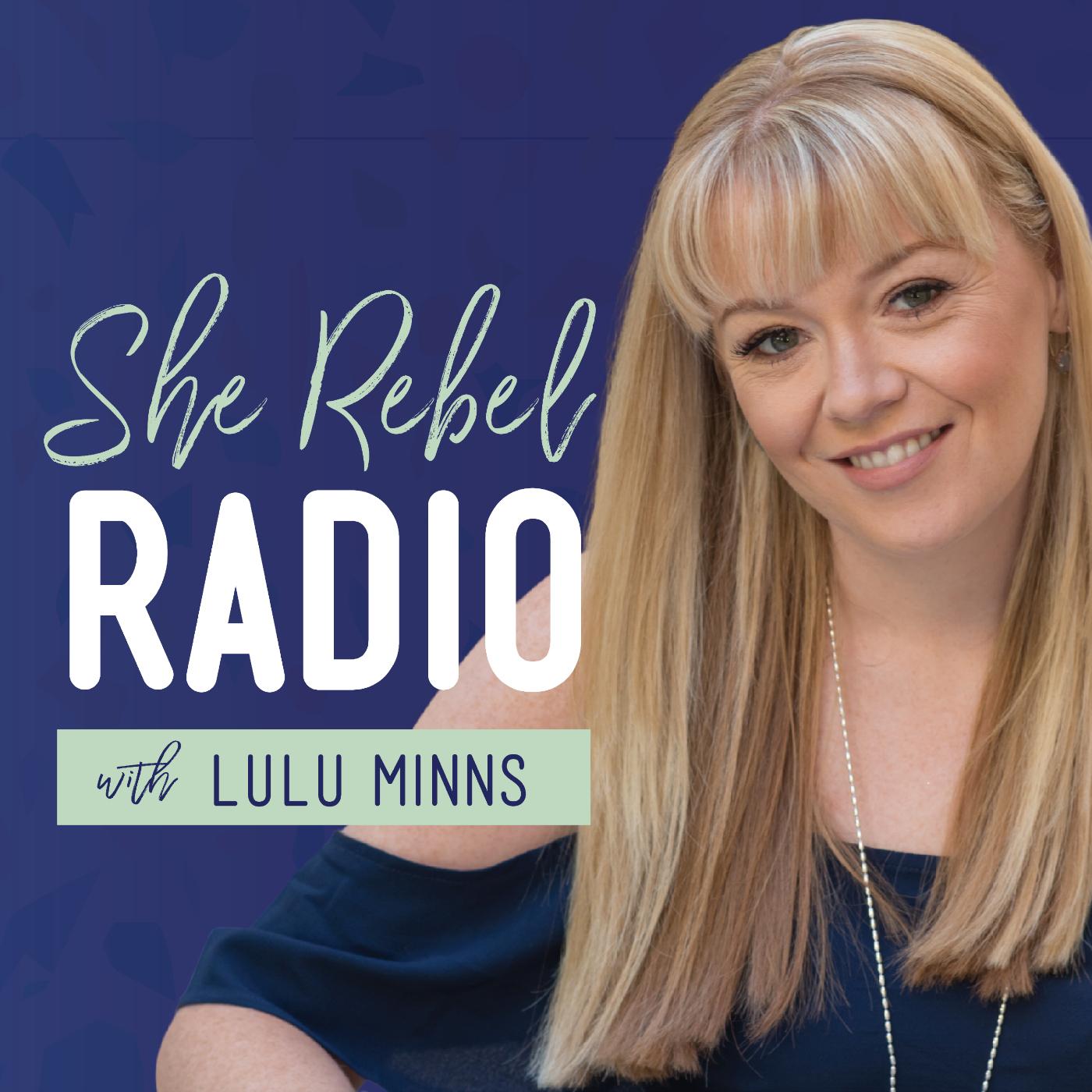 She Rebel Radio show art