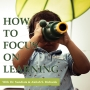 Artwork for How to Focus on Learning (An Introductory Dialogue)
