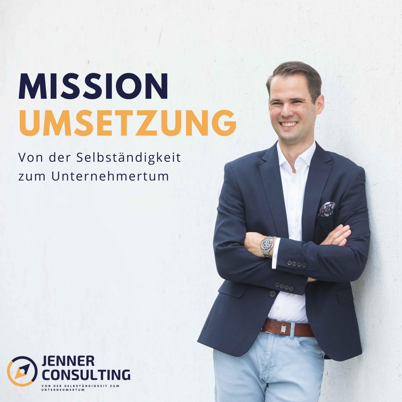 Mission Umsetzung I Von der Selbständigkeit zum Unternehmertum show art