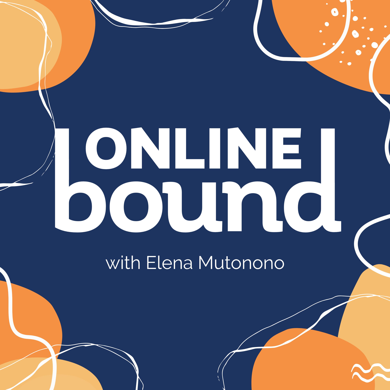 OnlineBound Podcast show art