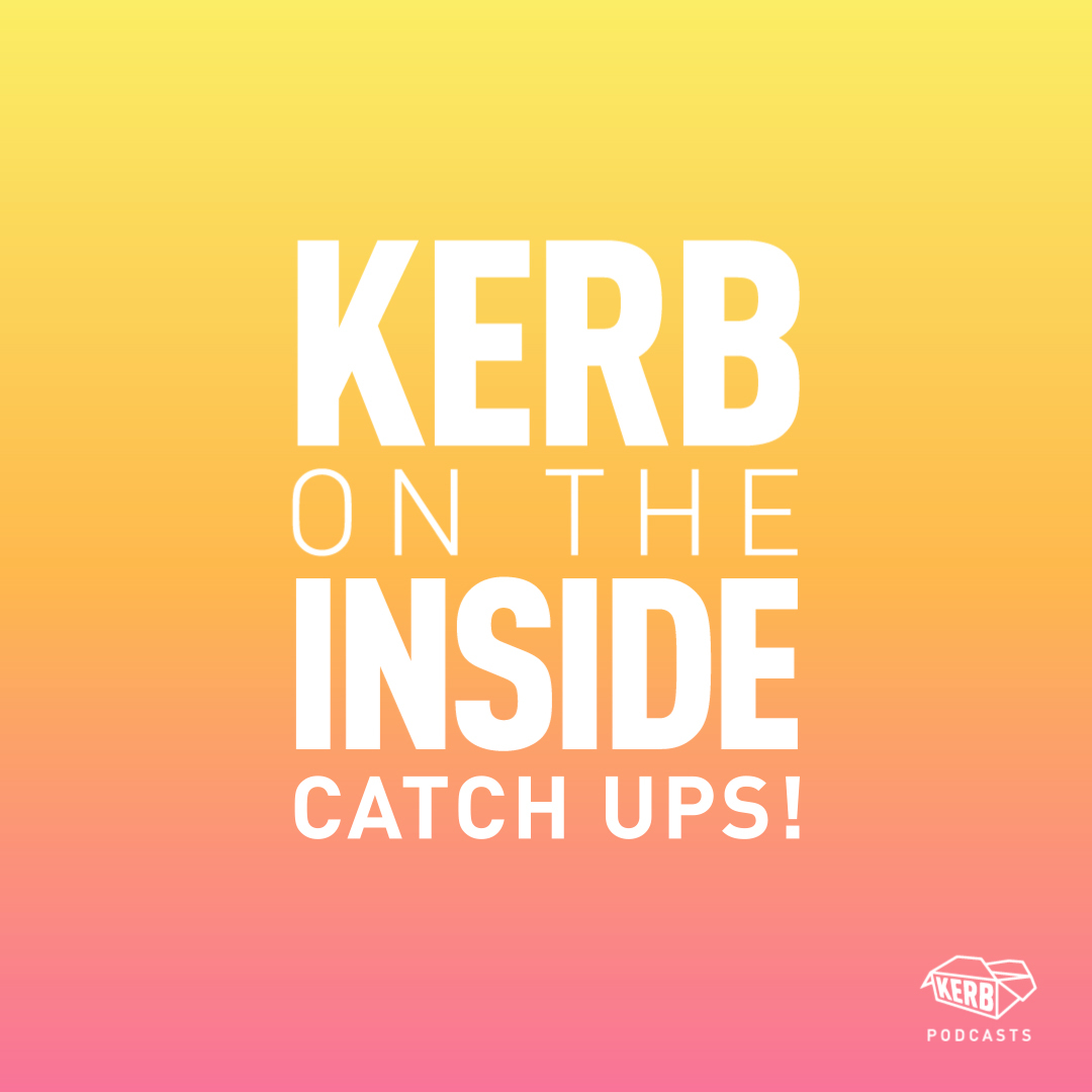 KERB on the Inside show art