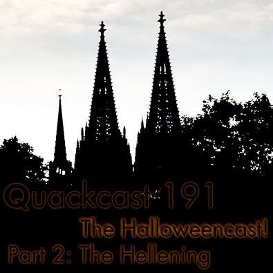 Episode 191 - The Halloweencast part 2