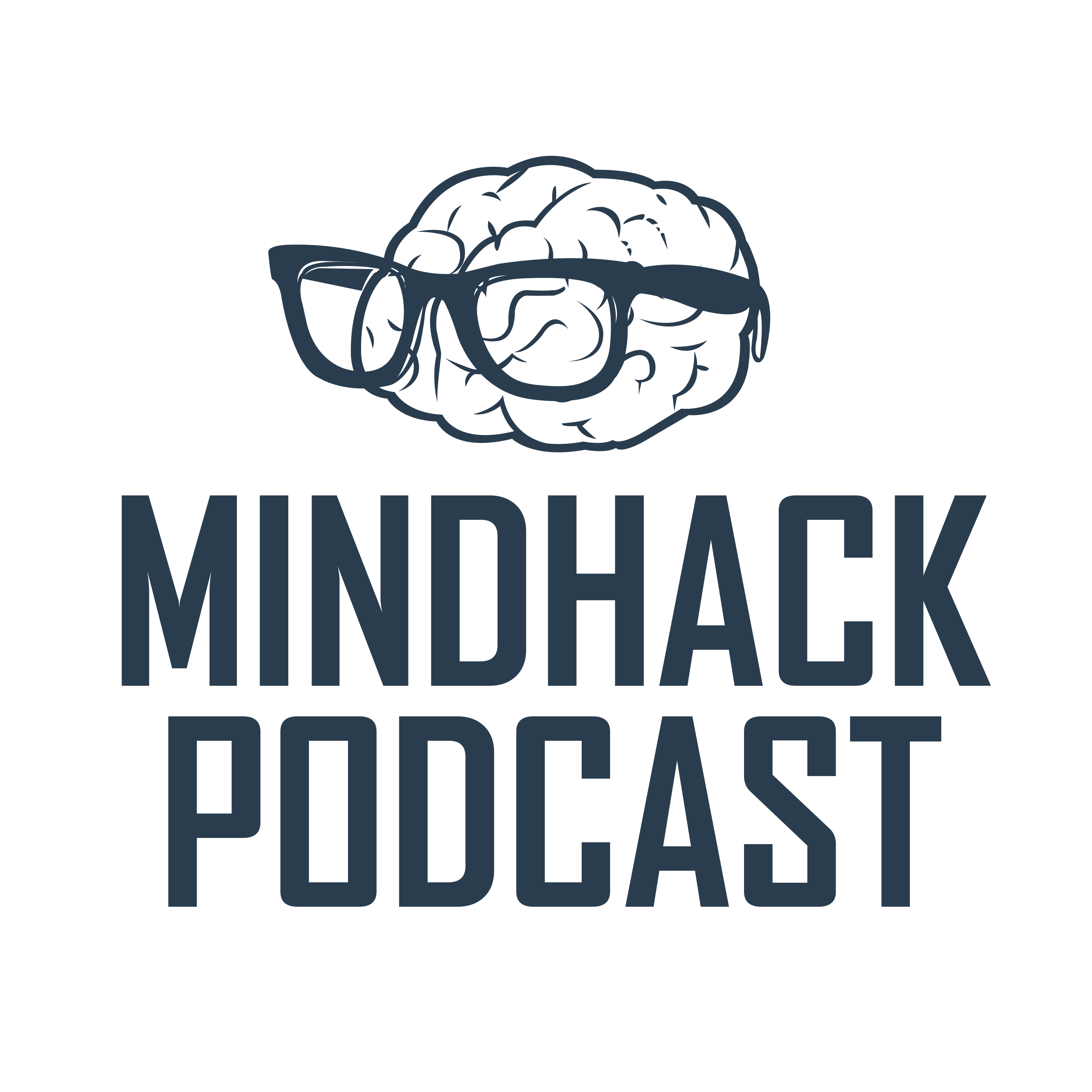 The MindHack Podcast show art