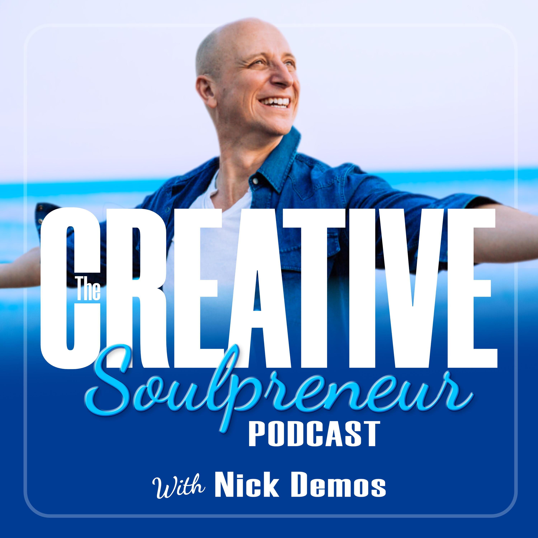 The Creative Soulpreneur Podcast show art