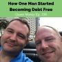 Artwork for How One Man Started Becoming Debt Free - Queer Money Ep. 158