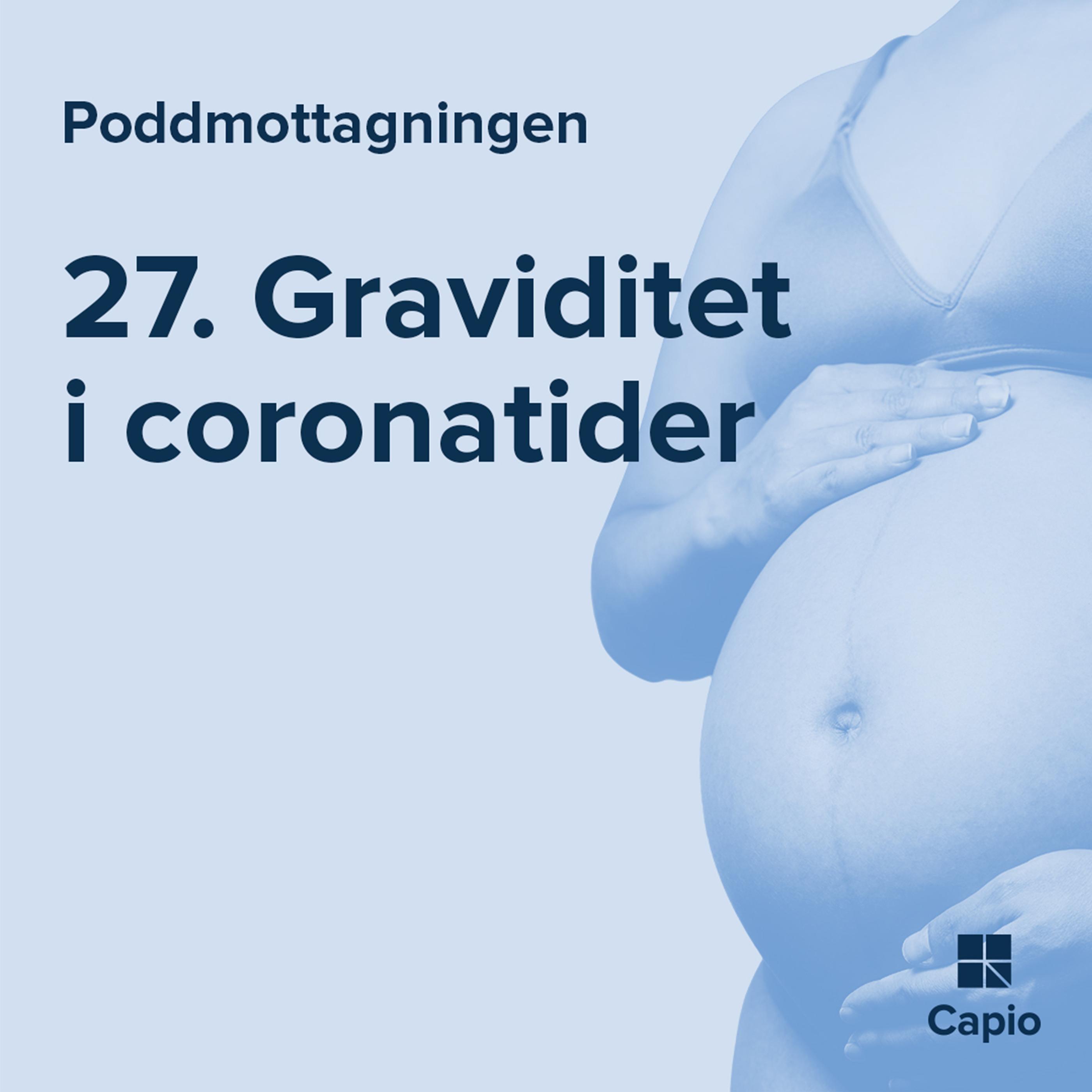 27. Graviditet i coronatider
