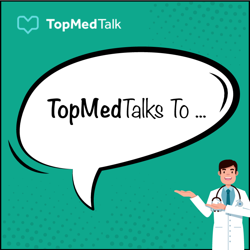 TopMedTalks to... | William Wooden show art