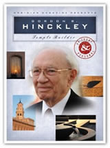"""Gordon B. Hinckley - Temple Builder, Up Front and Personal,"" with Scot and Maurine Proctor"