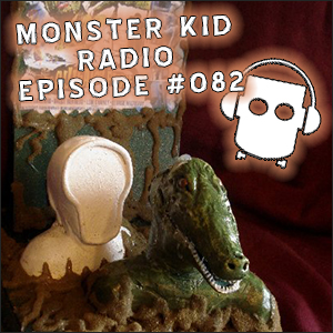 Monster Kid Radio #082 - Tom Biegler tells us how Beverly Garland survives The Alligator People