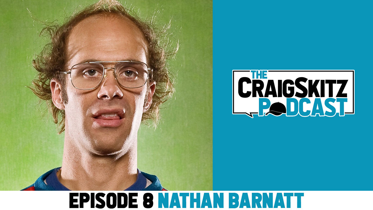 Episode 8 - Nathan Barnatt