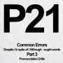 Artwork for P21 [3/3] Pronunciation Drills