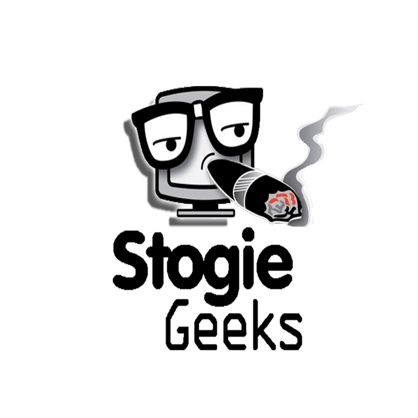 The Stogie Geeks Cigar Show show art