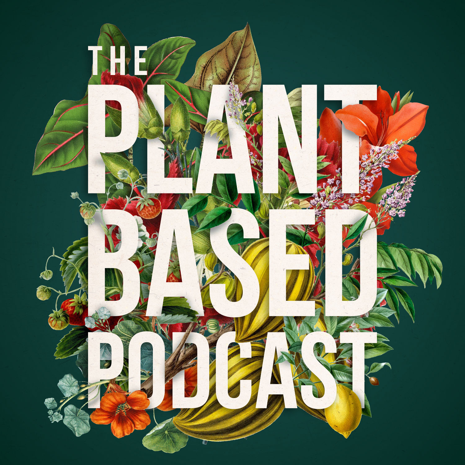 The Plant Based Podcast S3 - A virtual celebration of gardening