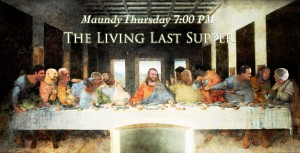 BONUS: Living Last Supper