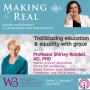 Artwork for Trailblazing education and equality with grace