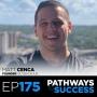 Artwork for 175: Entrepreneurship & Financial Freedom | Matt Cenca | Founder of BuyBackHub