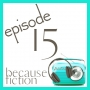 Artwork for Episode 15: Author Recommendations & Driftwood Dreams Chat