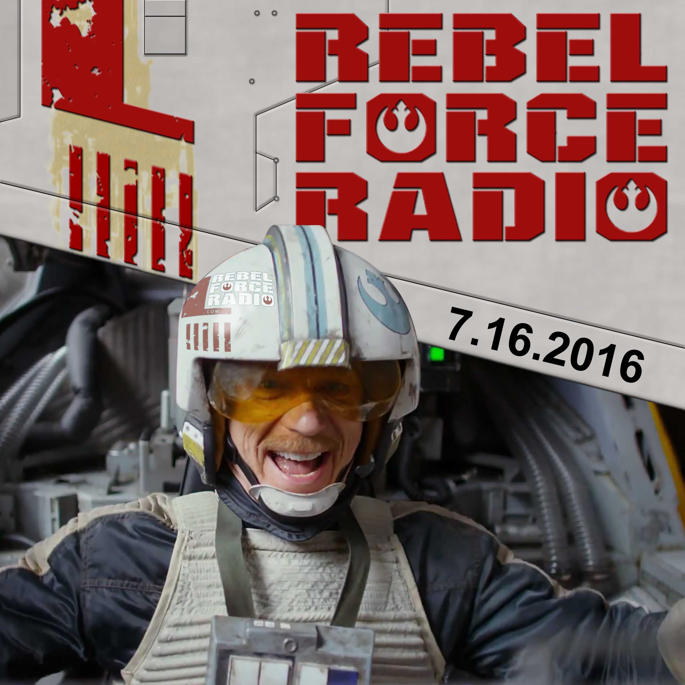 Rebel Force Radio: July 16, 2016