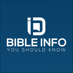 Bible Info You Should Know Podcast