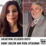 Artwork for Unearthing Religious Roots with Nora Speakman and Rabbi Peter Tarlow