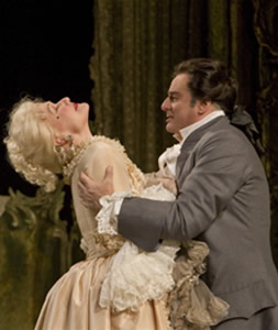 Manon Lescaut Act Two Duet-part one