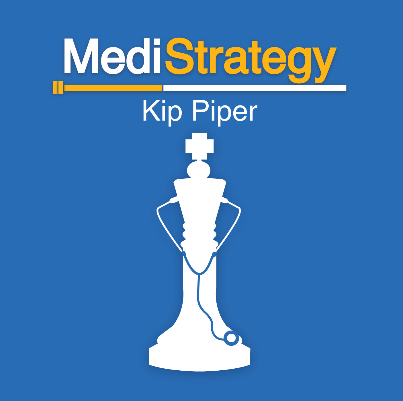 MediStrategy with Kip Piper logo
