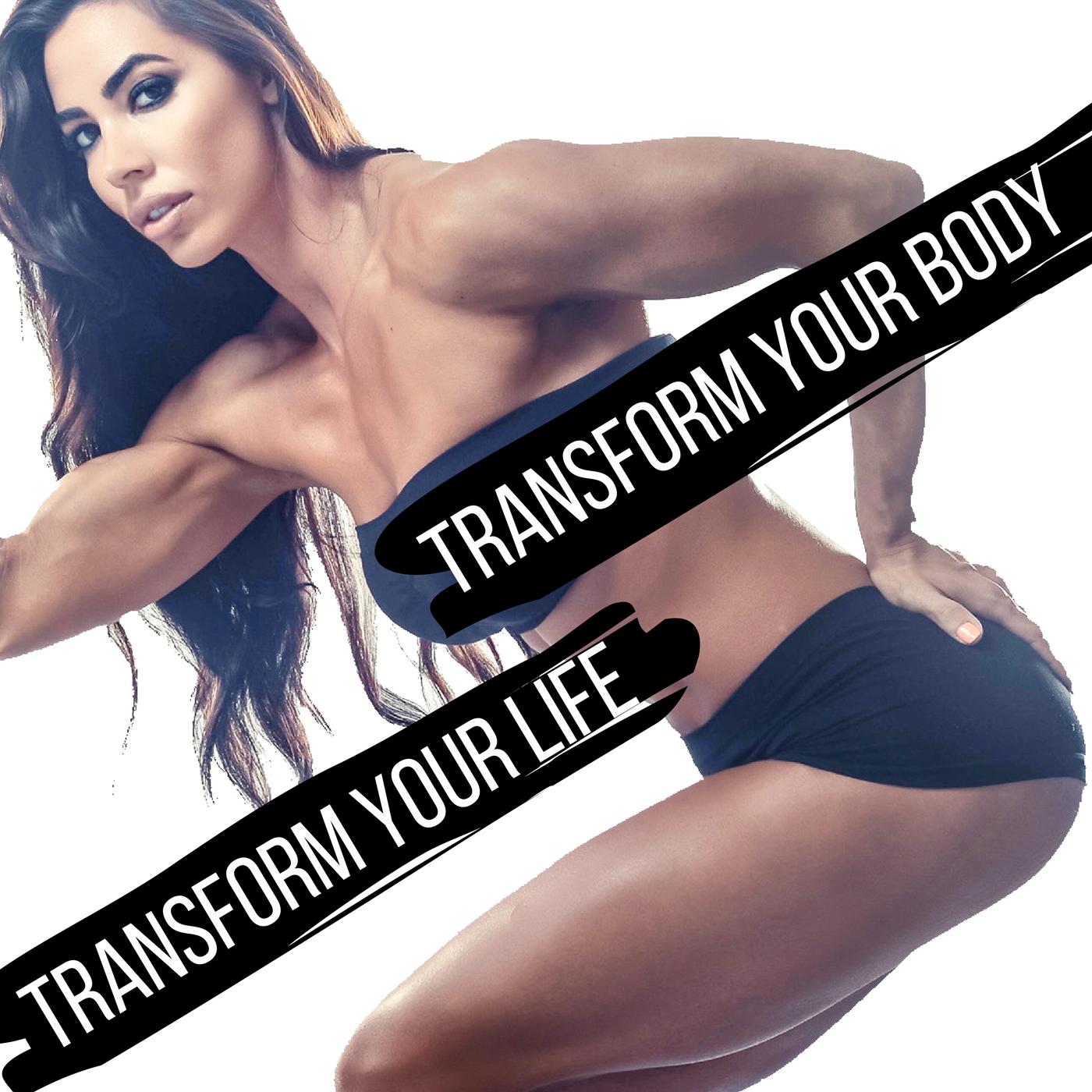 Transform Your Body Transform Your Life show art