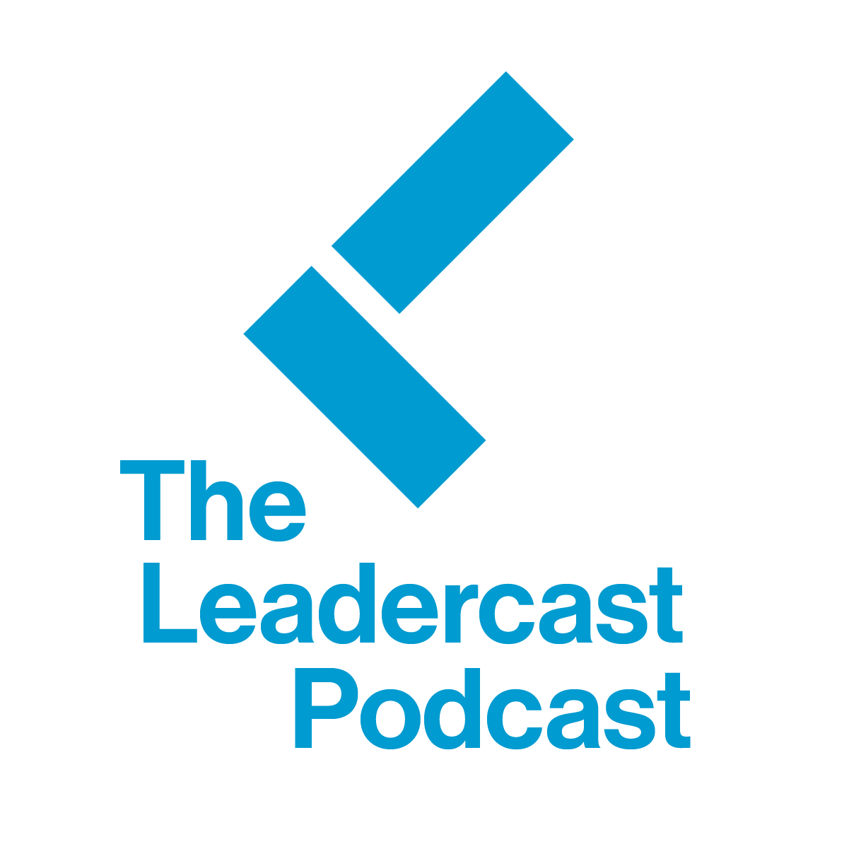 The Leadercast Podcast show art