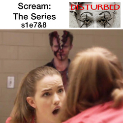 s1e7 & s1e8   MTV's Scream - Disturbed: The American Horror Story Podcast