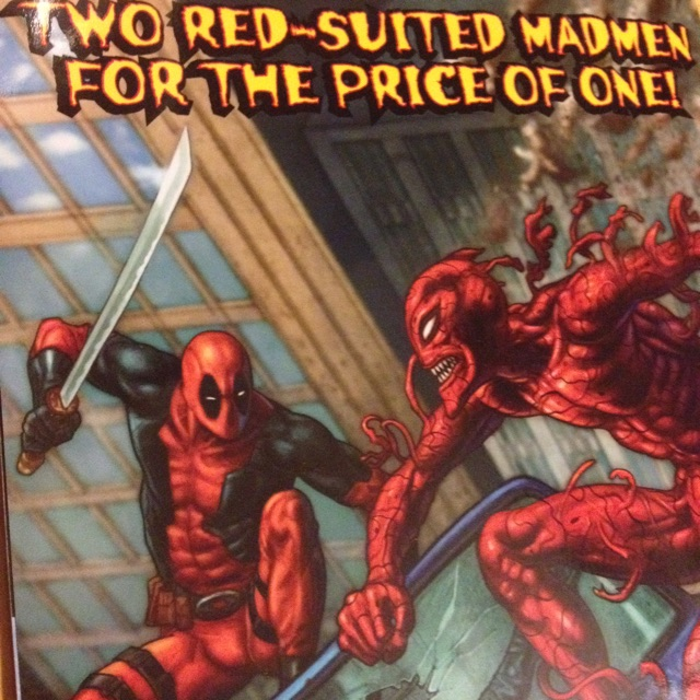 Comics on Infinite Earths-Deadpool vs. Carnage