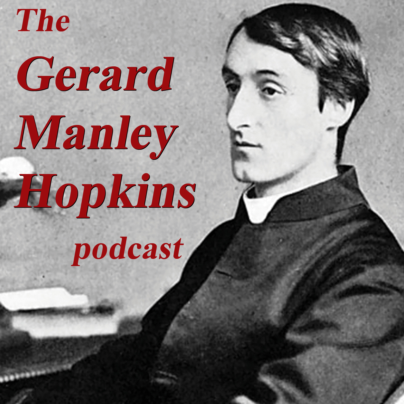 Poetry: The poems of Gerard Manley Hopkins logo