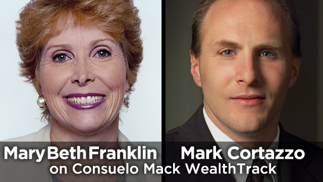Mary Beth Franklin - Mark Cortazzo