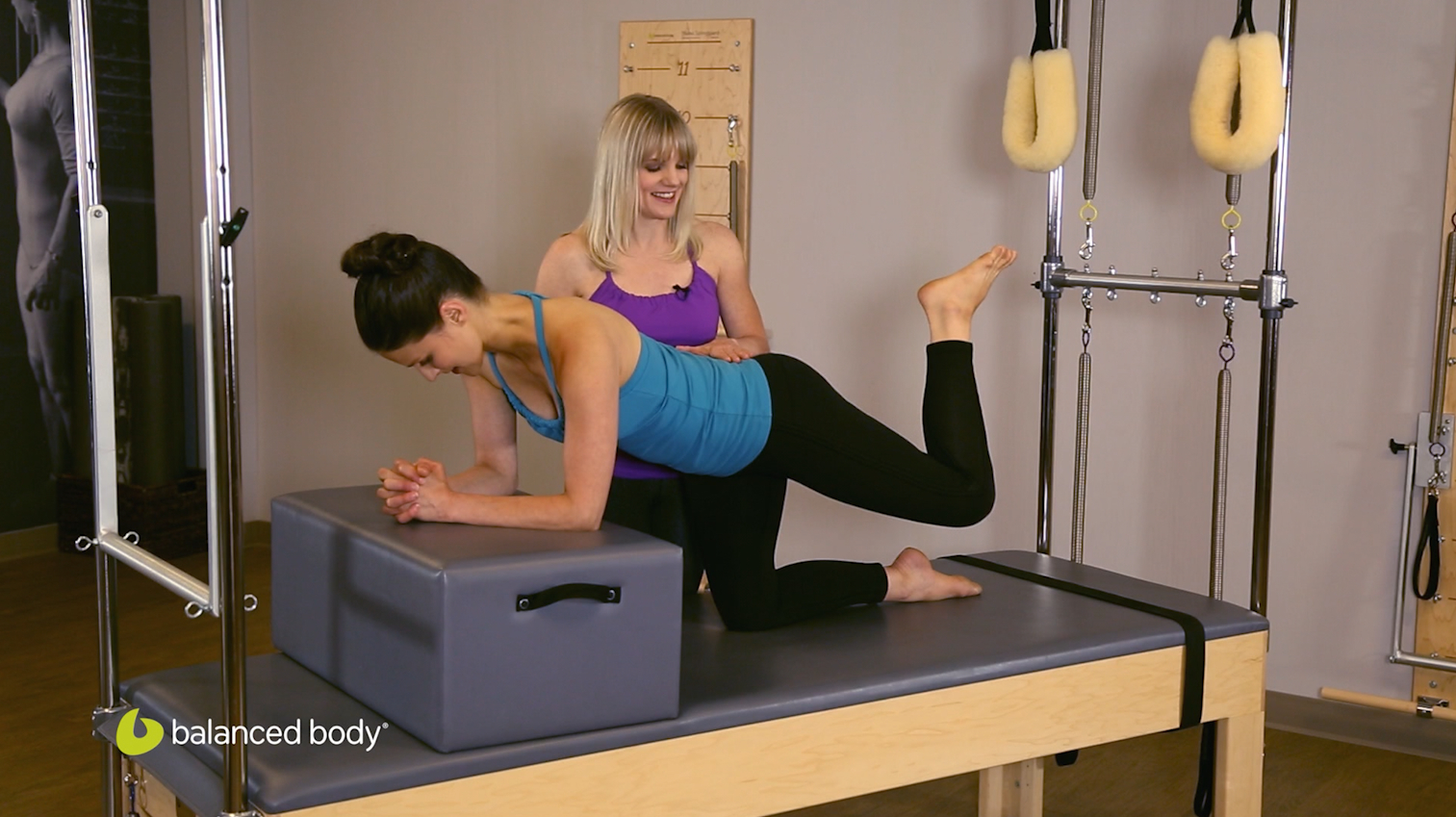 Artwork for Pilates Instructors : S3E2 : Working the Gluteals in Quadruped