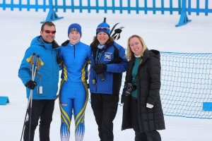 #8:  Brian Lilly -- great nordic skiier, amazing coach!