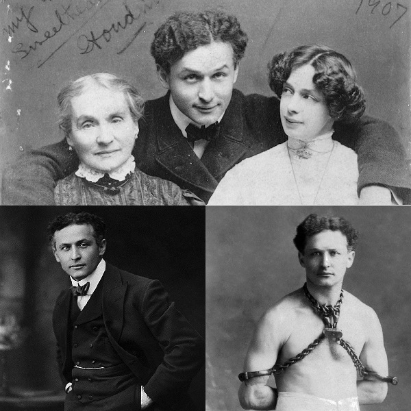 Ep. 368 - Haunted Houdini