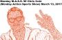 Artwork for The Monday M.A.S.S. w/ Chris Coté (3/13)