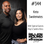 Artwork for 344 Roy And Sandra Ross: Keto Swolemates