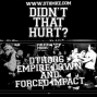 Artwork for DTH006 - Empire Down & Forced Impact