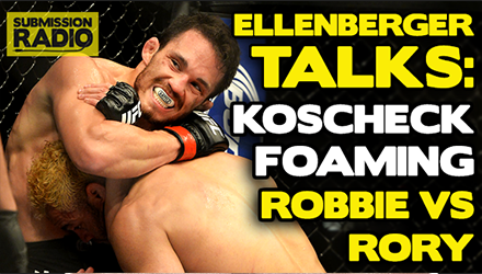 Submission Radio 12/5/15 Jake Ellenberger, Chris Leben, Don Frye + UFC Krakow Cro Cop vs. Gonzaga