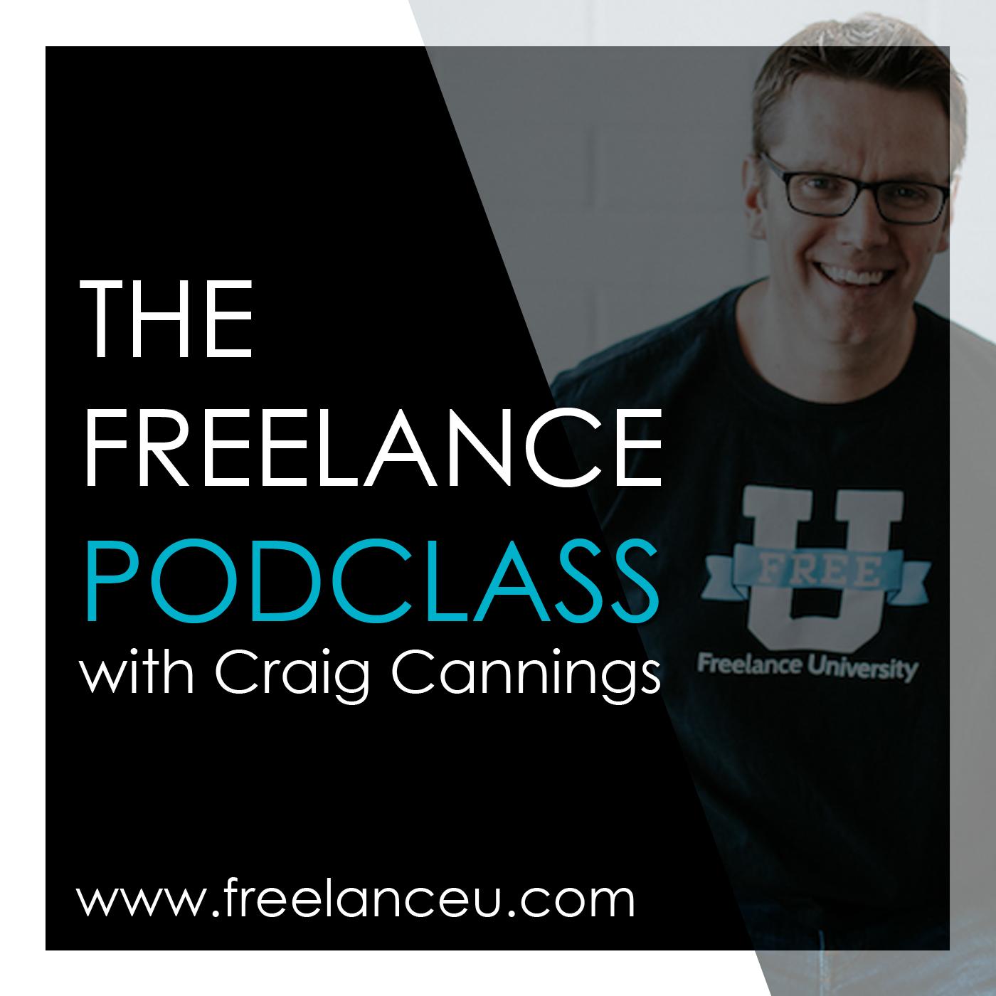 The Freelance Podclass