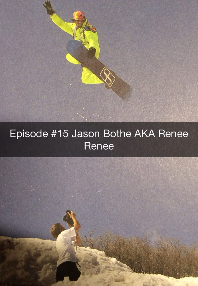Jason Bothe AKA Renee Renee | Diet | Podcasting | Plan 9 Official | Skateboarding | Surfing |Snowboarding