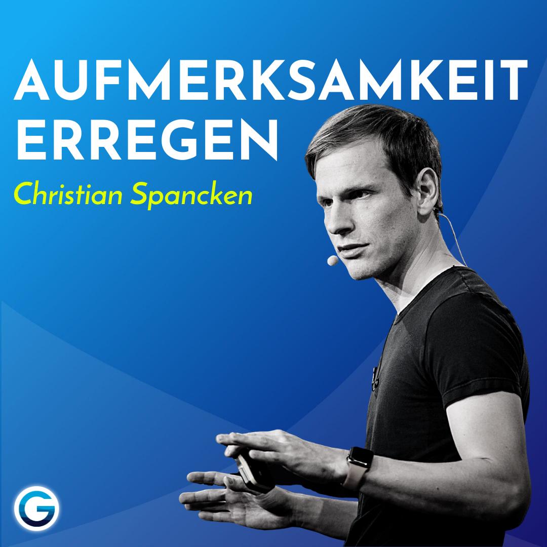 Digital Denken: Warum es wichtig ist, online gefunden zu werden // Christian Spancken