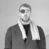 Musician, artist, journalist and ex-blogger Nick Currie, a.k.a Momus
