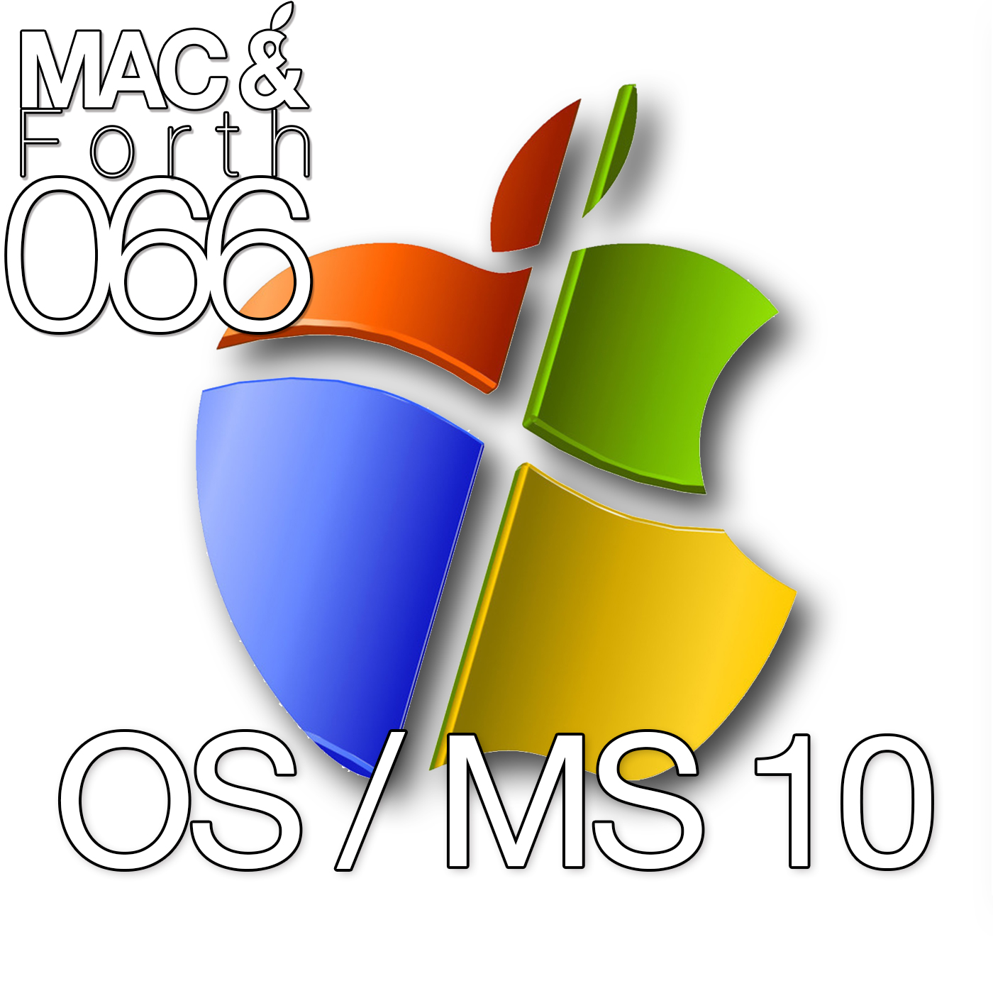 The Mac & Forth Show 066 - OS / MS 10