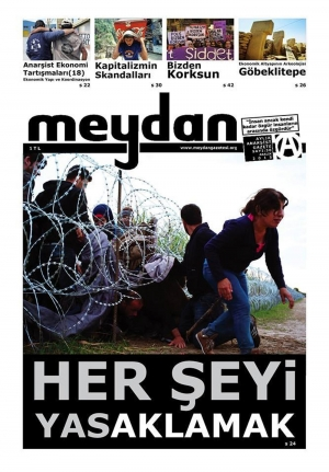 DAF (Revolutionary Anarchist Action), Turkey pt1