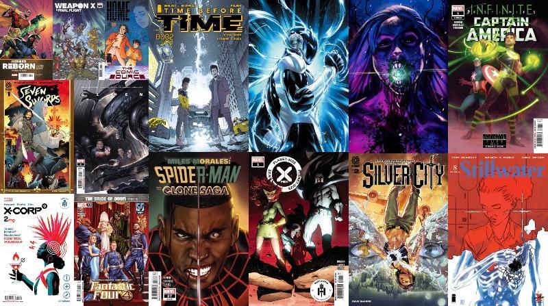 New Comic Wednesday June 16, 2021