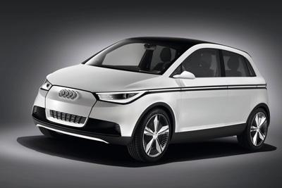 Audi A2 concept, 2011