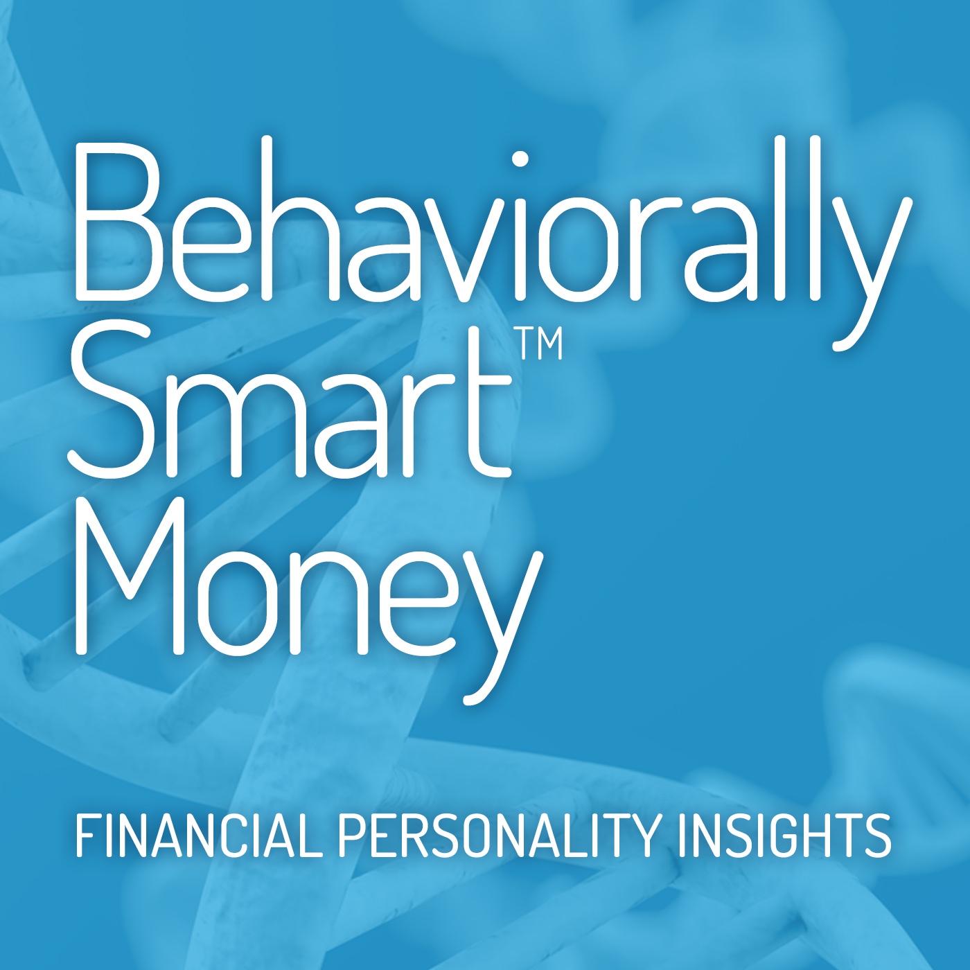 Behaviorally Smart Money show art
