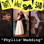 "Episode # 16 -- ""Phyllis' Wedding"" (02/08/07)"