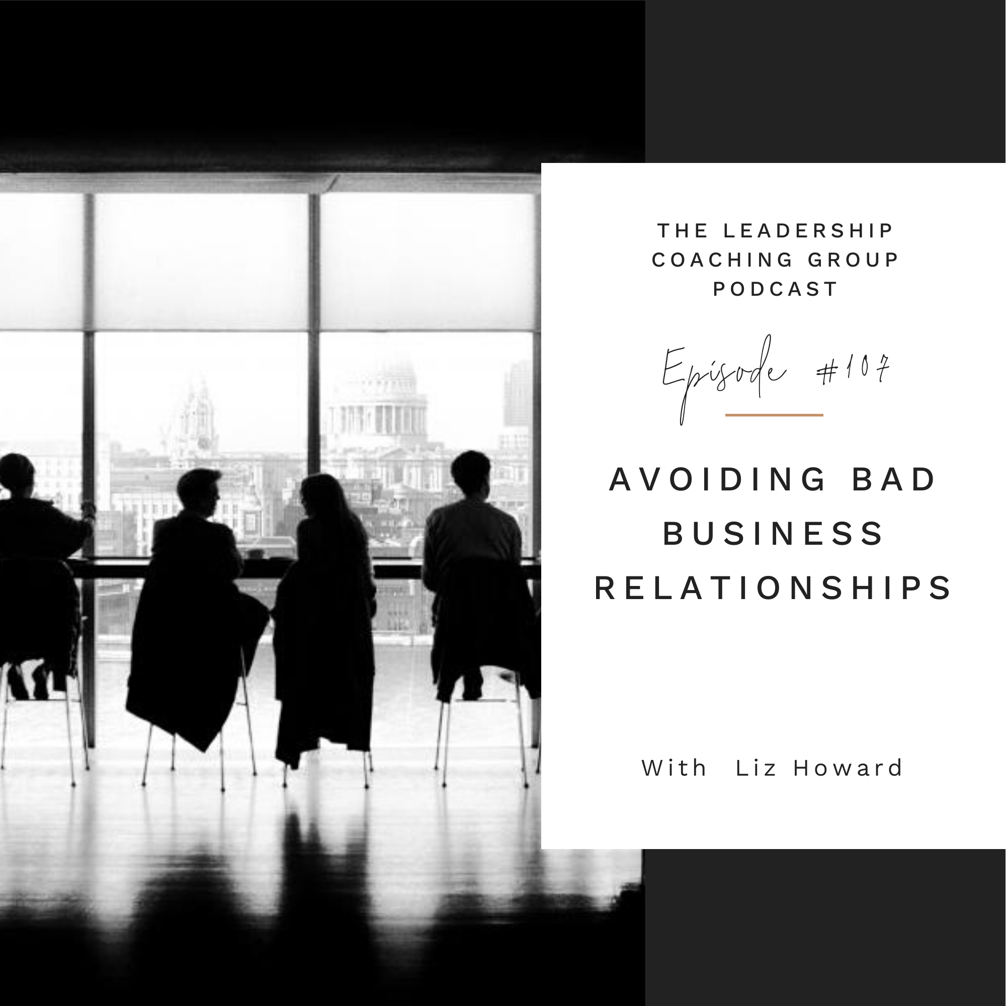 Avoiding Bad Business Relationships with Liz Howard show art